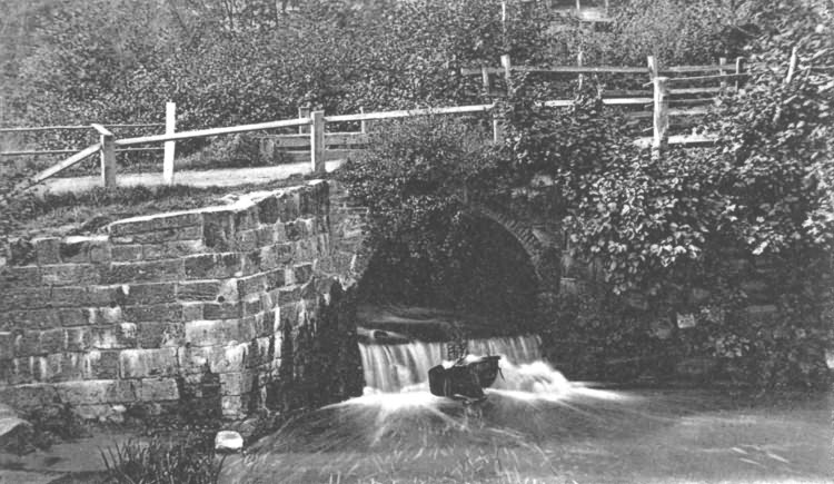 The Weirs - 1904