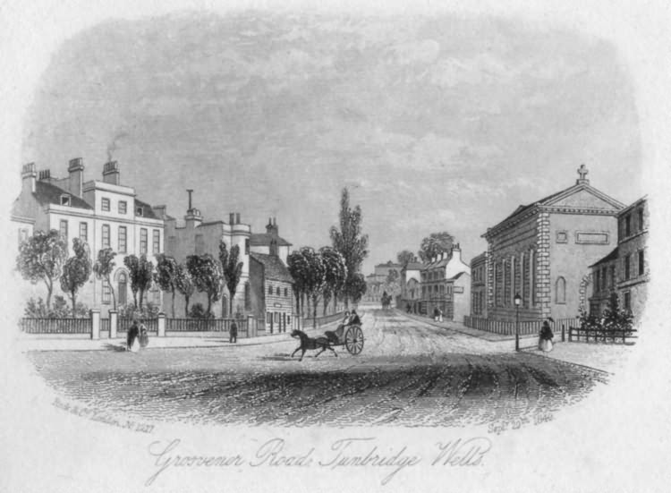 Grosvenor Road - 20th Sept 1849