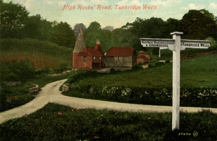 High Rocks Road - 1920