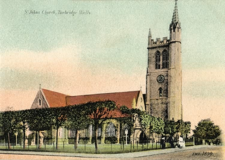St Johns Church - 1900