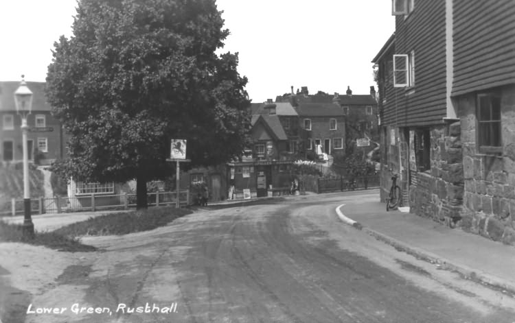Lower Green - 1920