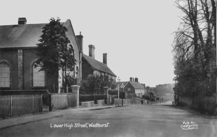 Lower High Street - 1920