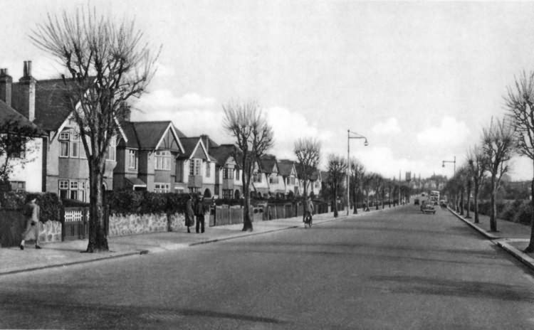 St Johns Road - 1930