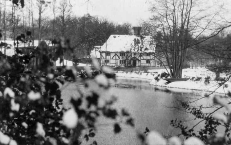 Mill House, Riverhall - 1922