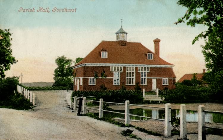 Parish Hall - 1905