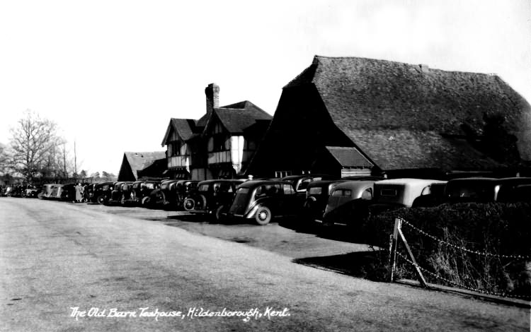 The Old Barn Teahouse - 1950