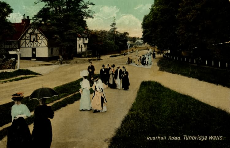 Rusthall Road - 1908