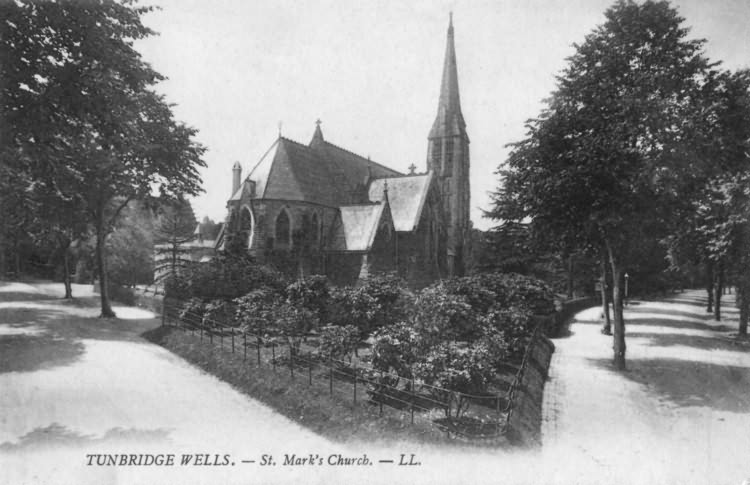 St Marks Church, Broadwater Down - 1915