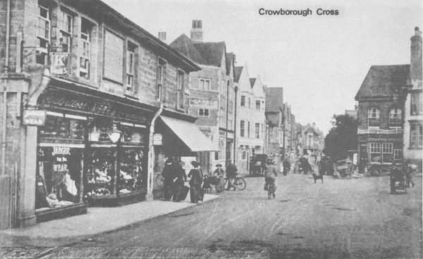 Crowborough Cross - 1920