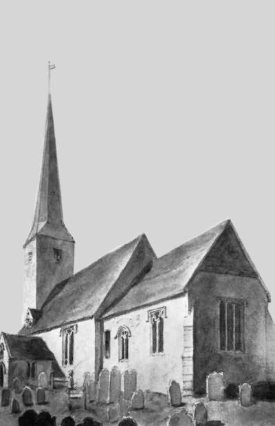 Cowden Church - 1808