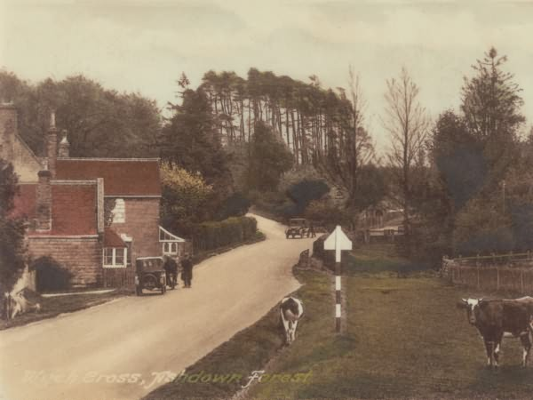 Wych Cross - c 1930