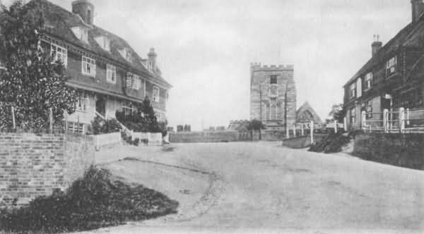 Goudhurst Church - 1903