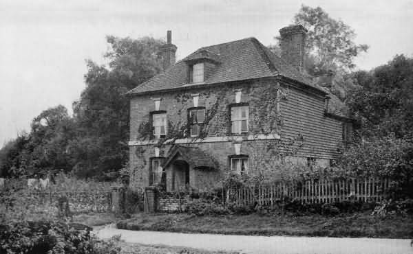 Tanyard Farm House - 1924