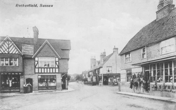 Rotherfield Village - 1905