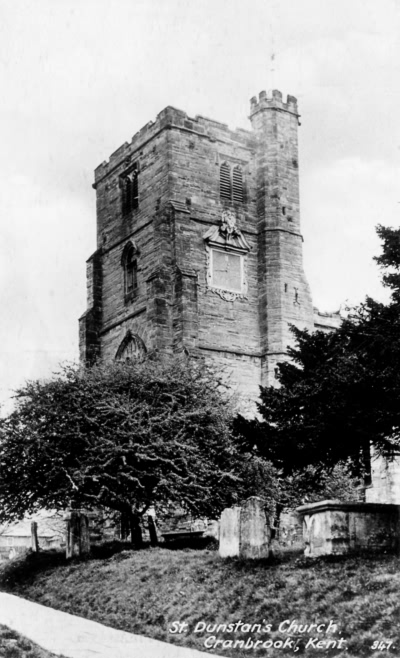 St. Dunstans Church - 1946