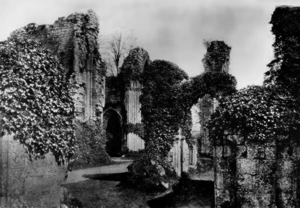 Bayham Abbey - 1903