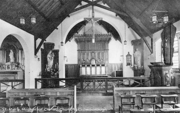 St. Marys Church - 1911