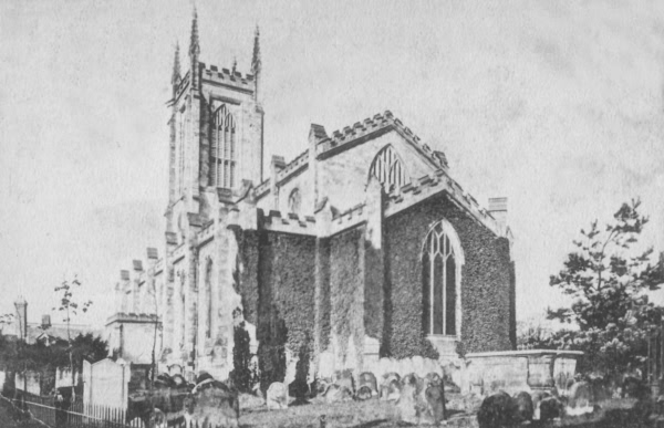 St. Swithins Church - 1903