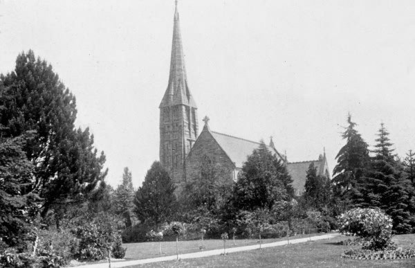 St. Marks Church, Broadwater - 1896