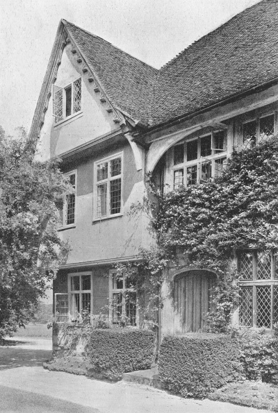 The North Gable, Wilsley House - 1920