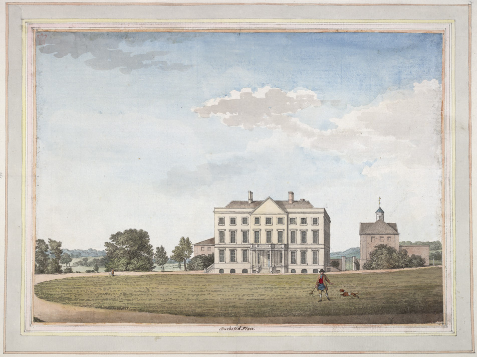 Buxted Place - 1773