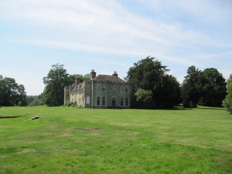 Dower House at Bayham Abbey - 2011