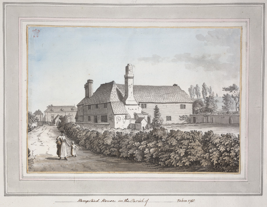 Hempstead House - 1785