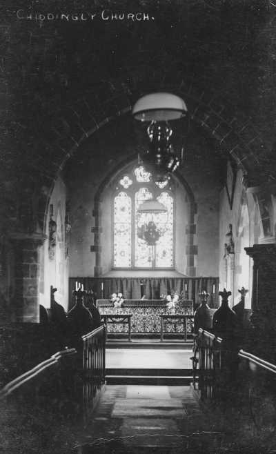 Chiddingly Church - 1923