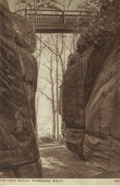 The High Rocks - c 1940