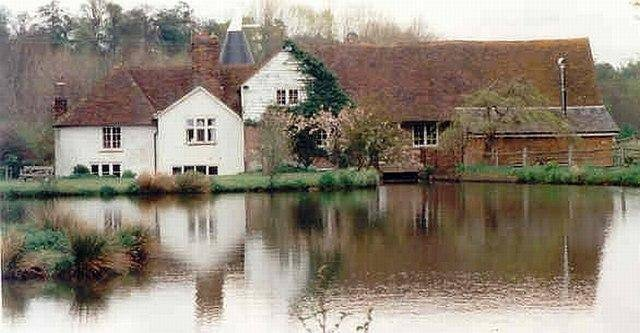Bartley Watermill - 1997