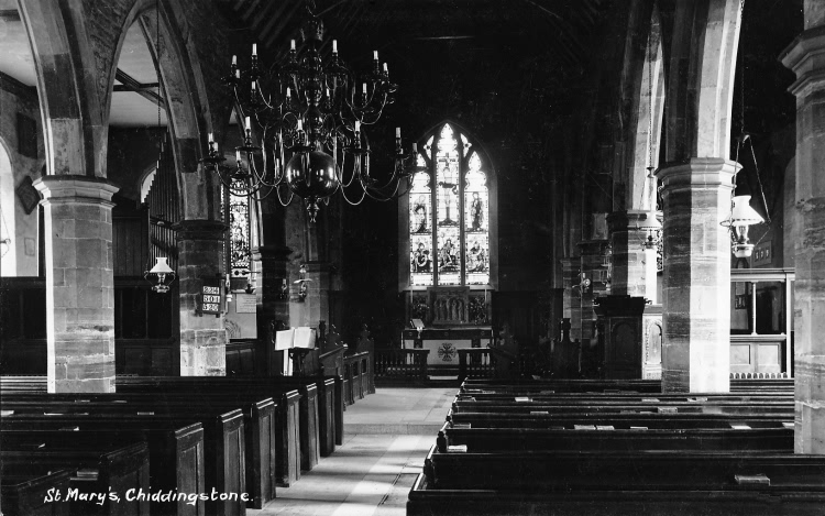 St Marys Church - c 1910