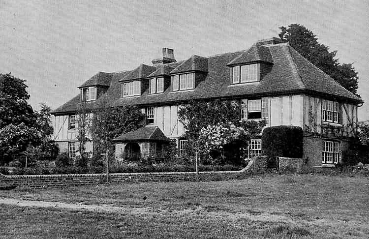 Bentley Farm - 1936