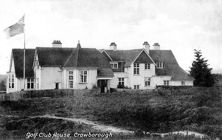 Golf Club House - 1908
