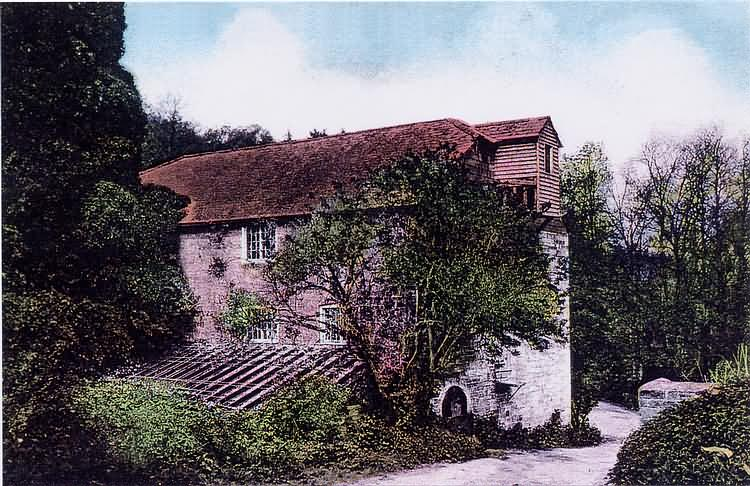 The Mill, Crowborough Warren - 1910