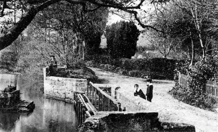 The Locks, Crowborough Warren - 1905