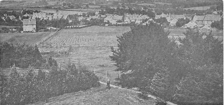 View from the Beacon - c 1910