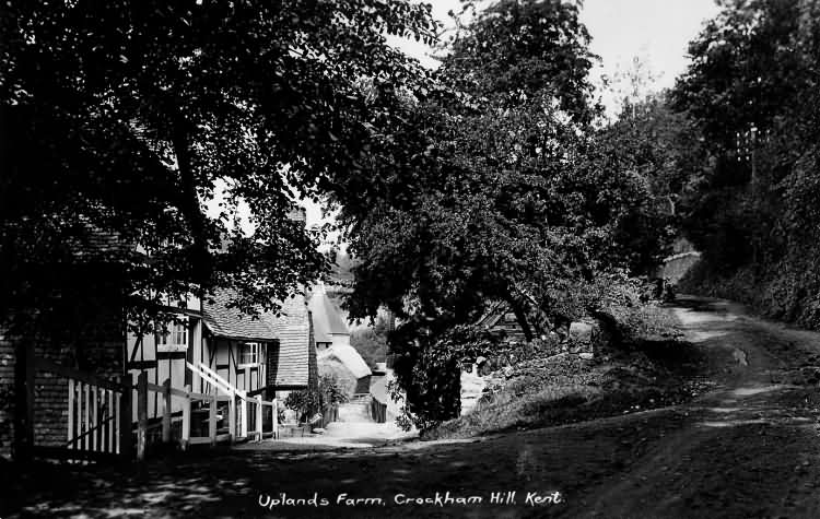 Uplands Farm, Crockham Hill - 1920