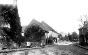Maresfield Village - 1902