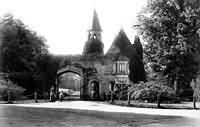 Maresfield Park Entrance - 1902