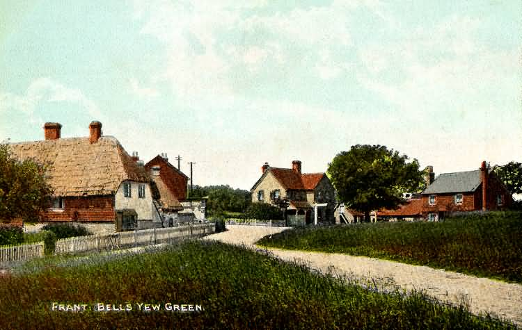 Bells Yew Green - 1910