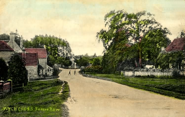 Wych Cross - 1910
