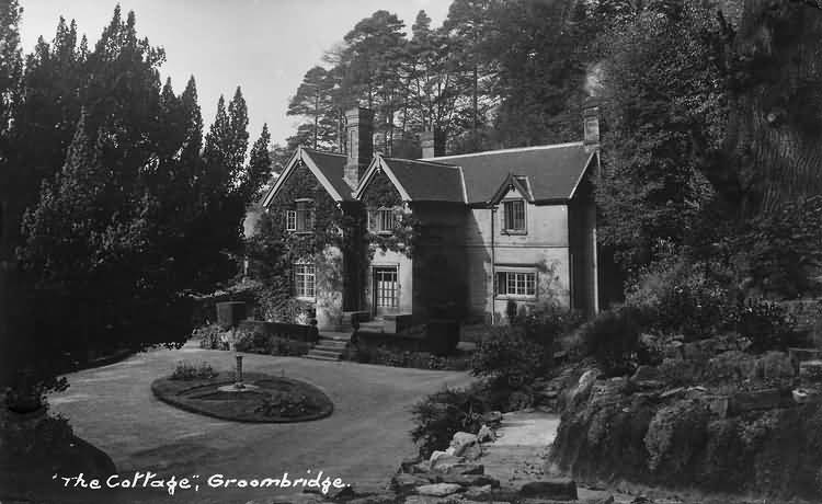 The Cottage - c 1910