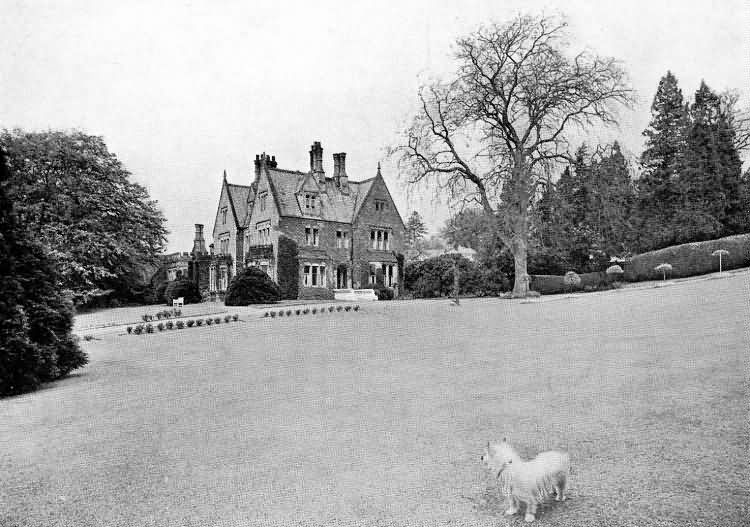 Hartwell House - 1938