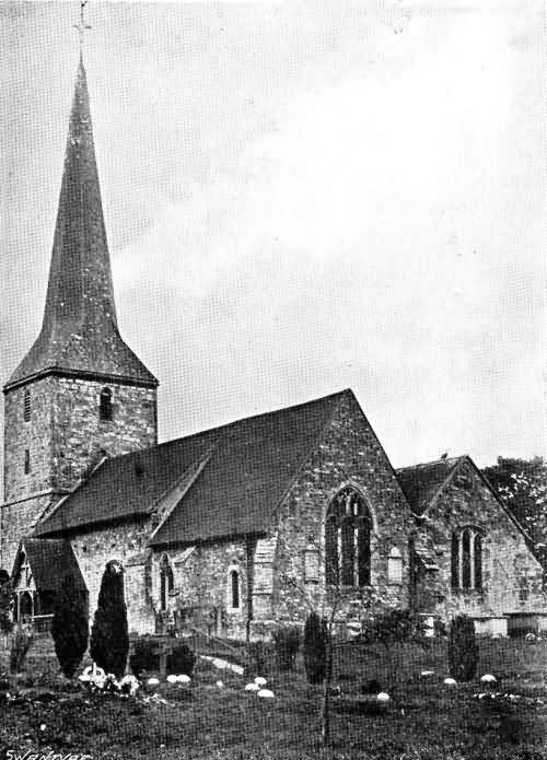 The Church from the East End - 1905
