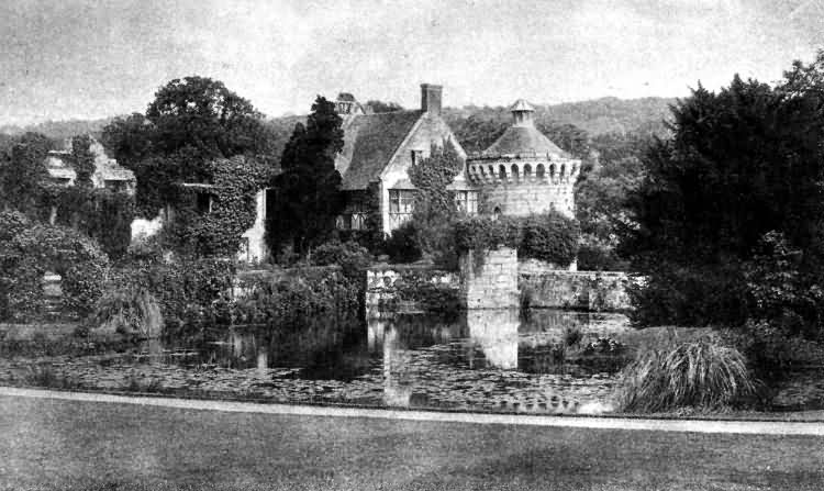 Remains of Scotney Castle - 1887