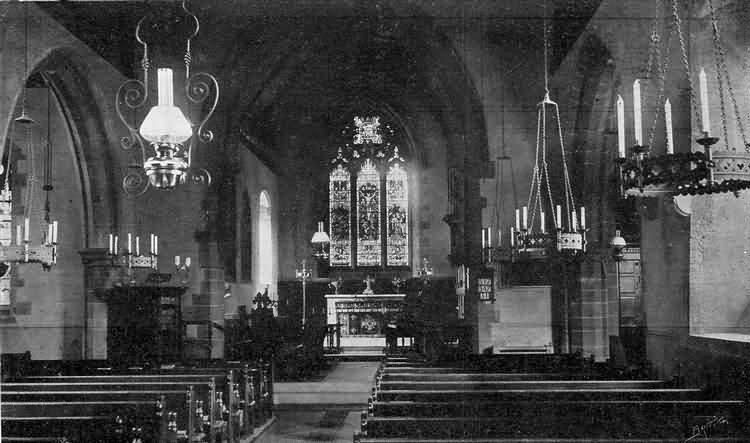 Church of St Bartholomew - 1907