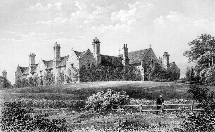 Sackville College - 1860