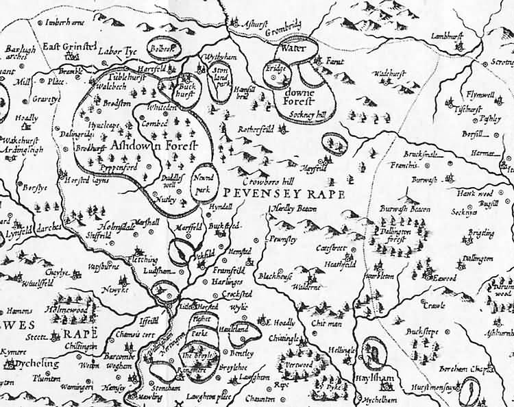 [North] Sussex - 1610