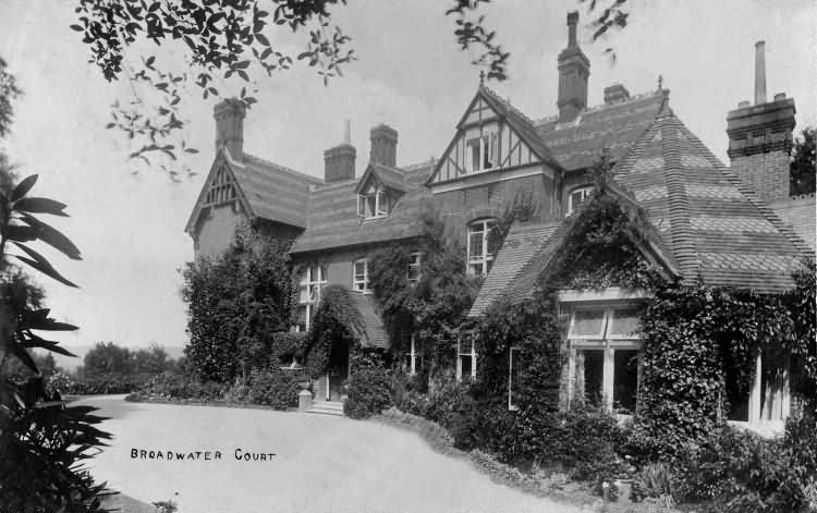 Broadwater Court - 1910