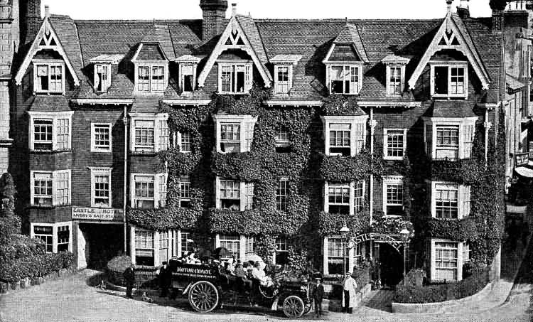 The Castle Hotel - 1923
